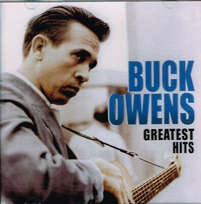 "BUCK OWENS Brand New CD ""GREATEST HITS"" 30 tracks COUNTRY"