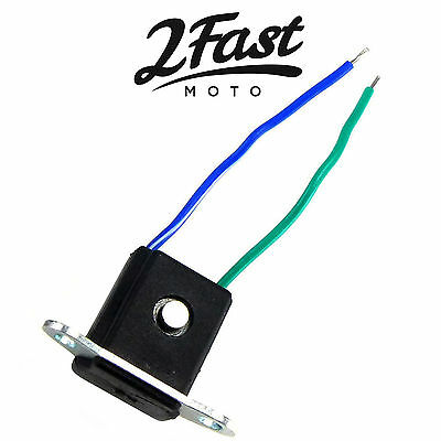 2FastMoto 2 Wire Pulse Generator Pickup Coil Trigger GY6 Scooter CDI QLink KYMCO