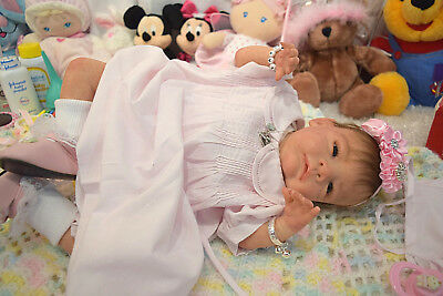 Reborn Baby River By Toby Morgan Now Baby Layla
