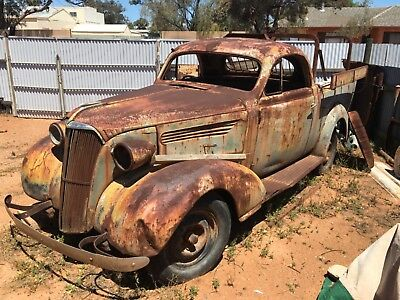 1935 1936 1937 Chevrolet coupe ute built by Holden suit hotrod ratrod project
