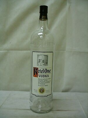 Silk-like Colorful Banner..3 feet x 20 inches...NEW Ketel One Vodka