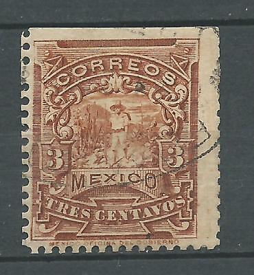 MEXICO....1895....Letter Carrier