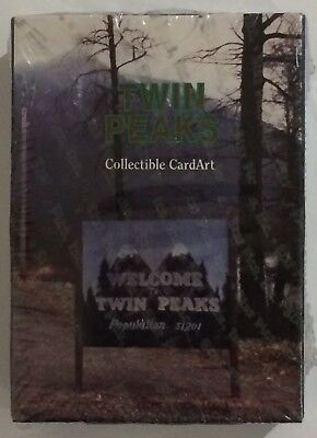 1991 Star Pics Twin Peaks - Factory Sealed Wax Box - Extremely Rare - Autograph?