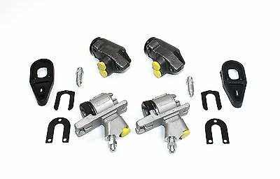 Set Of Front & Rear Brake Cylinders  For The Reliant Robin  1973-1978