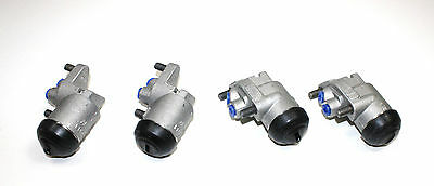 Austin Westminster A95 & A105 1954 - 1958 Set Of Front Brake Wheel Cylinders