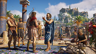 Assassin's Creed Odyssey - Season Pass Steam Gift Not Key PC Digital Download