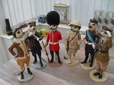 12 Country Artists Magnificent  Meerkats