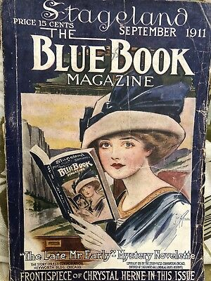 Stageland The Blue Book Pulp