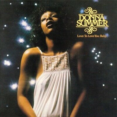 2018 DISCO FOREVER DONNA SUMMER Love To Love You Baby JAPAN CD