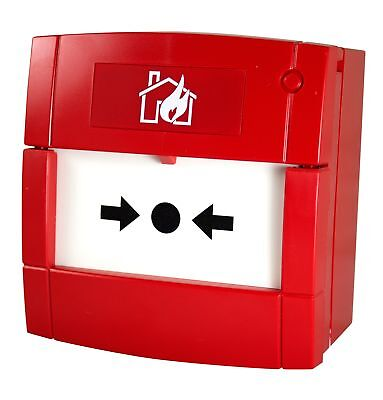 KAC Fire Alarm Conventional Resettable No Break Manual Call Point Back Box