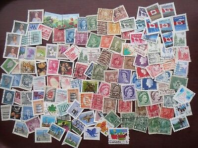 125 CANADA small size issue STAMPS