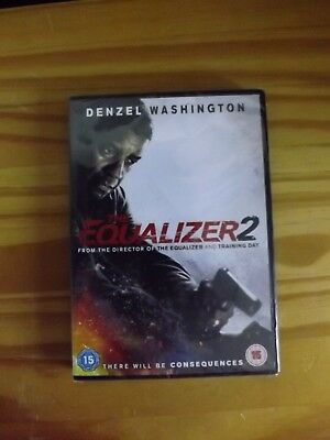 The Equalizer 2 DVD Brand New