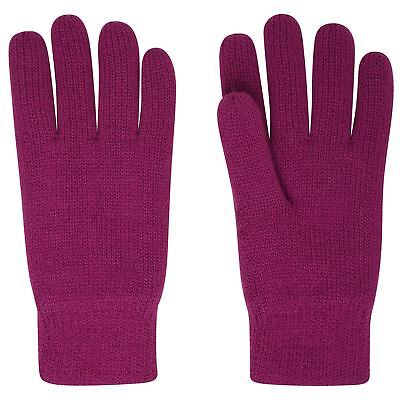 Ladies Pro Climate Knitted Thermal Gloves With Genuine 3M Thinsulate Lining