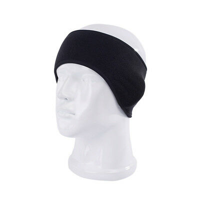 1 Pack Winter Fleece Ear Muff Sweatband Headwear Running Ski Ear Warmer HeadBand