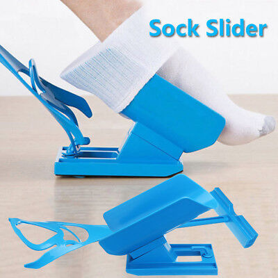 Sock Slider Aid Easy Put On and Off No Bending Dressing Mobility Disability Kit