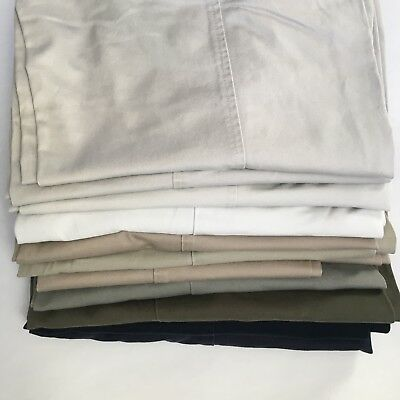 Job Lot Of Gap Vintage Chinos. 32 X 36. 11 Pairs.