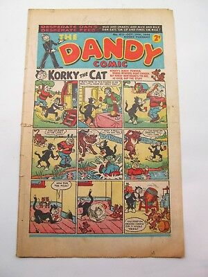 The Dandy Comic 412 - October 15th 1949