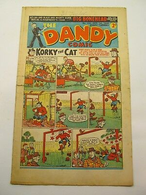 The Dandy Comic 410 - October 1st 1949