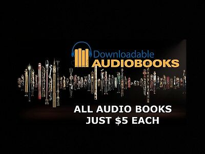 ANY AUDIO BOOK OF YOUR CHOICE [MP3 Audiobook DOWNLOAD]