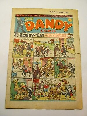 The Dandy Comic 351 - August 30th 1947