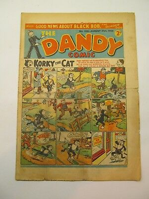 The Dandy Comic 326 - August 31st 1946
