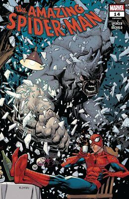 Amazing Spider-Man #14 - Pre-Order 30th Jan. / Cover Subject Can Be Change