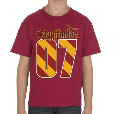 Harry Potter Gryffindor Quidditch MVP de Joven Camiseta