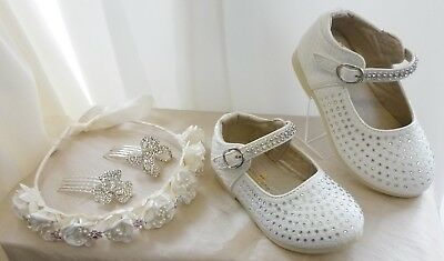 Toddler bridesmaid shoes size 4