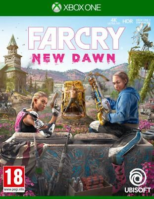 Far Cry New Dawn (Xbox One)  BRAND NEW AND SEALED - IN STOCK - QUICK DISPATCH