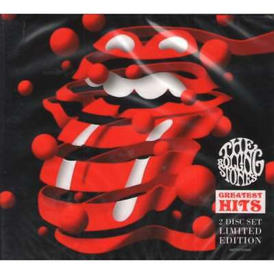 Rolling Stones The BEST HITS 2CD Limited Edition NEW
