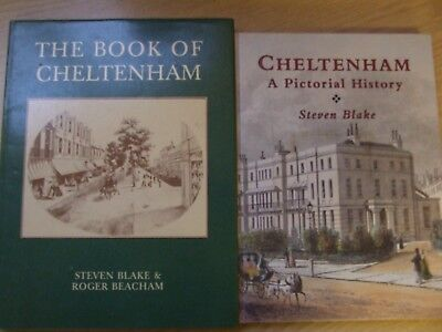 2 Historic Books on Cheltenham