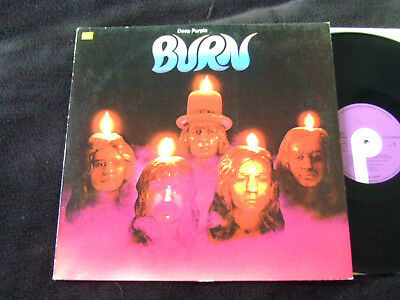 "Deep Purple ""Burn"" German Press"