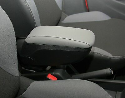 VW GOLF PLUS 2005> Armster 1 Armrest Centre Console with Grey Padded Top