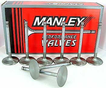10549-8 Manley Budget Performance Exhaust Valves 1.600 SB Chevy 350