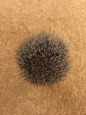 Wooden Synthetic Shaving Brush From The Body Shop - FSC Certified - Bargain