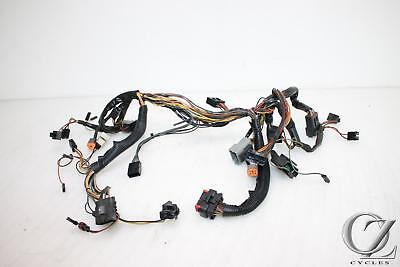 03 Harley FLHTCUI Electra Glide Ultra Classic Interconect Batwing Wire harness