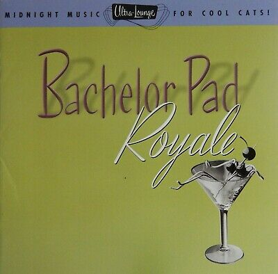 Ultra-Lounge, Vol. 4: Bachelor Pad Royale by Various Artists (CD 1996) Near MINT