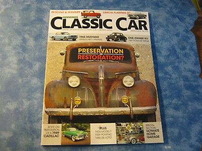HEMMINGS CLASSIC CAR MAGAZINE March 2019 PRESERVATION OR RESTORATION? New