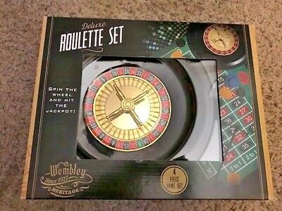 16 inch Deluxe Roulette Set  Wembley