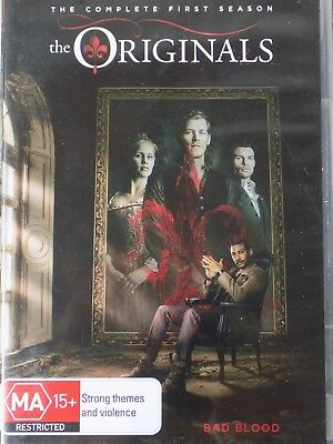 THE ORIGINALS - Season 1 5 x DVD Set Exc Cond! Complete First Series One