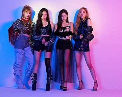 BLACKPINK IN YOUR AREA Limited Edition CD + DVD + Photobook + Card + Box  Japan