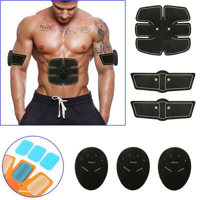 Smart Stimulator Training Abs Fitness Gear Muscle Abdominal Toning Belt Trainer