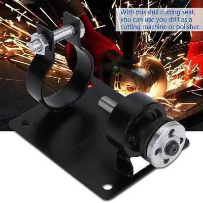 10mm Electric Drill Cutting Polishing Bracket Grinding Seat Stand Machine Holder