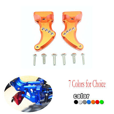 RC Car Alloy Refit Rear Wing Mount Fixed Code Kit for TRAXXAS E-REVO 2.0 86086-4