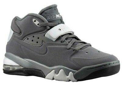 check out def40 5bf65 Nike Air Force Max 2013 men s 10.5 Dark Gray Wolf Black Barkley 555105-001  shoes