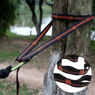 Tree Strap Portable Hammocks High Load-bearing Camping Foldable Backyard Outdoor
