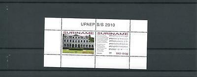 Suriname Mnh 2010 Music Upaep 2086