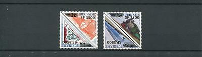 Suriname Mnh 2003 Train Triangle 2028