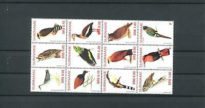 Suriname Mnh 2005 Birds Owl 2041