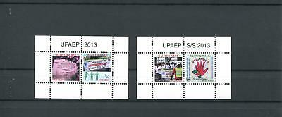 Suriname Mnh 2013 Apaep 2113